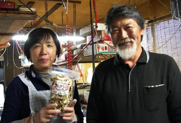 №017〜シイタケ〜 鈴木農園 鈴木昭一さん 由美子さん