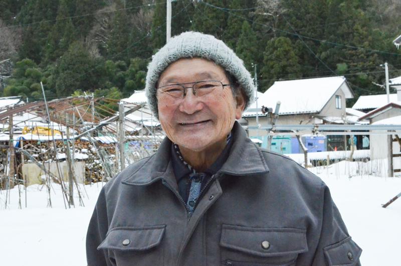 №054~藤沢カブ~ 鶴岡市藤沢 後藤勝利さん