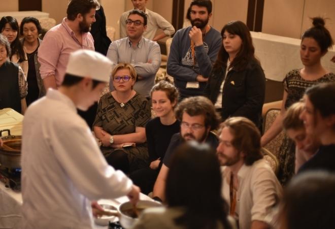 イタリア食科学大学との交流について