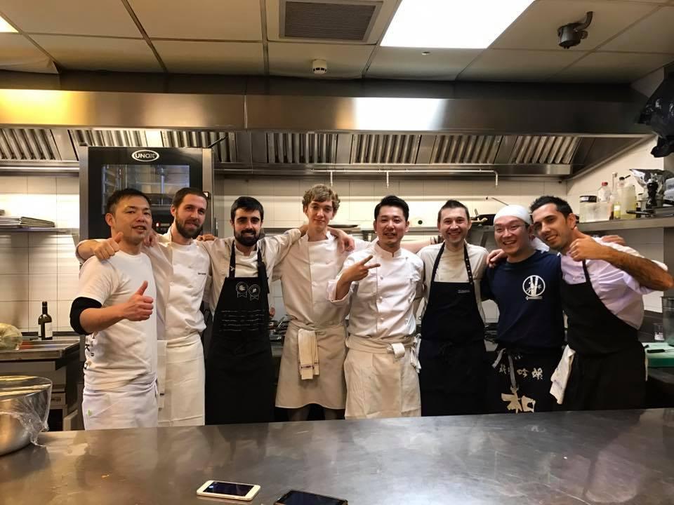 【海外レポート】鶴岡のシェフ3名がビルバオへ(世界料理人交流)